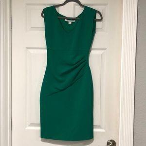 Emerald green Diane Von Furstenberg
